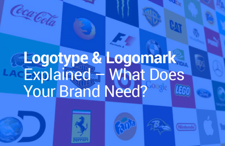 Logotype & Logomark Explained – What Does Your Brand Need?