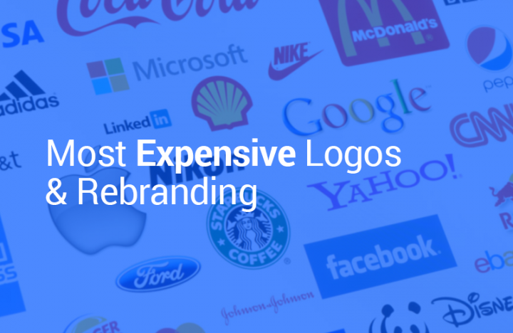Most Expensive Logos & Rebranding